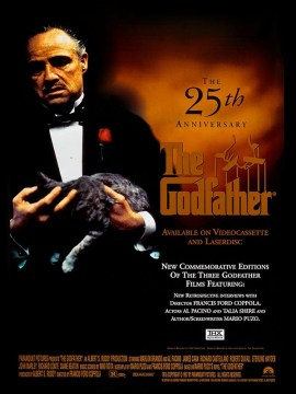 Godfather (the)-parrain (Le)-60x80