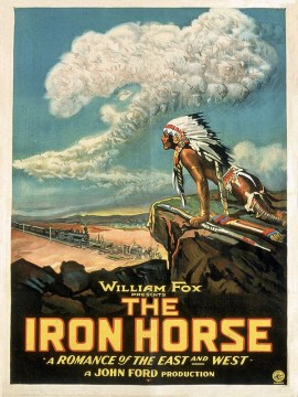 Iron horse (The)-60x90