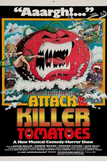 Attack killer tomatoes - 1978