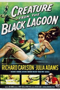 "Creature from the black lagoon - 1954 ""USA"""