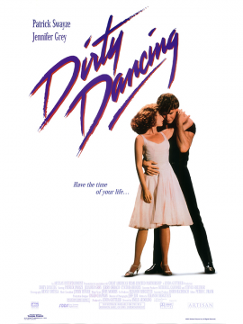 Dirty dancing USA-60x80