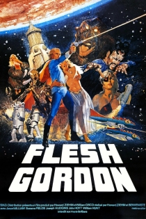 Flesh Gordon - 1974