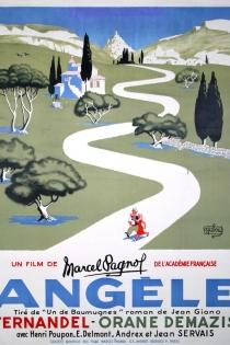 Angèle (paysage) - 1934